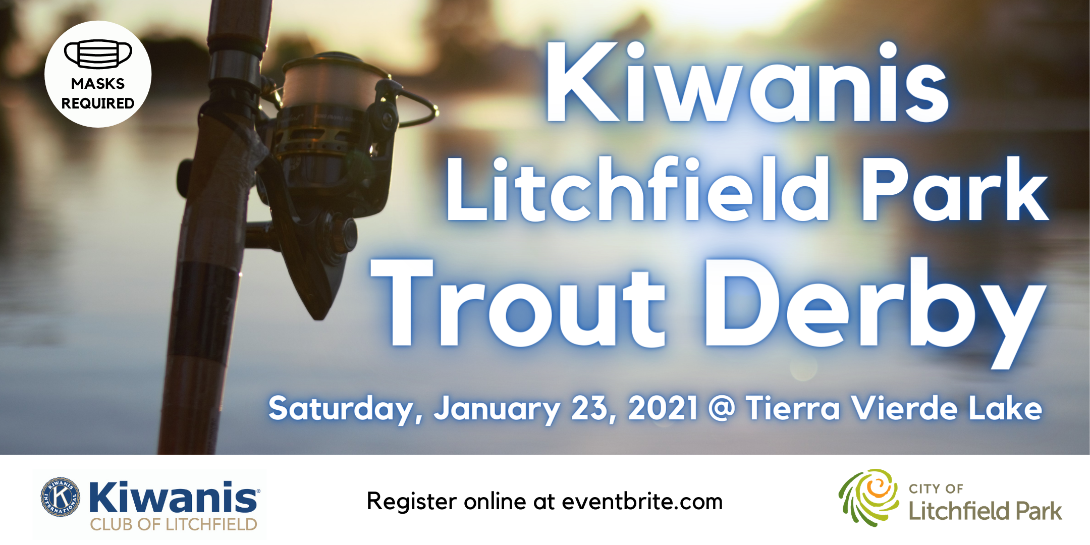Kiwanis Litchfield Park Trout Derby Header Pic