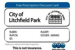 Image of Prescription Card
